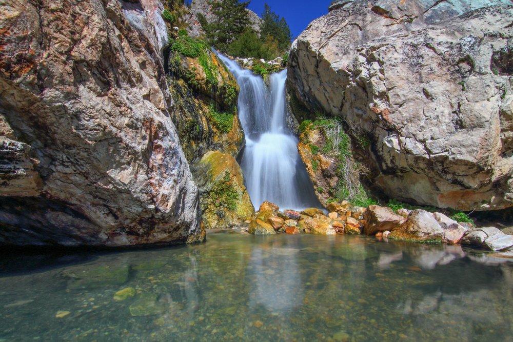 [Ouray Hot Springs, Ouray, Colorado] | Library of Congress